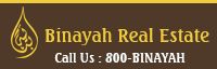 Dubai Real Estate Brokers - Binayah Real Estate | Casa Villa for Sale and Rent