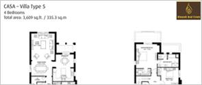 Casa Floor Plans